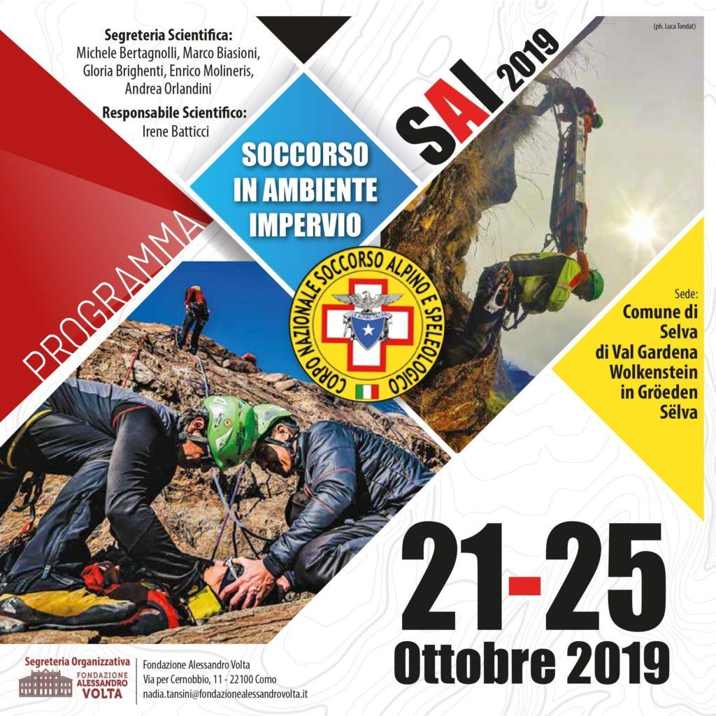 corso SAI soccorso Alpino