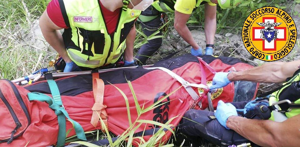 Ritrovato esamine il corpo dello scomparso a San Costantino Calabro