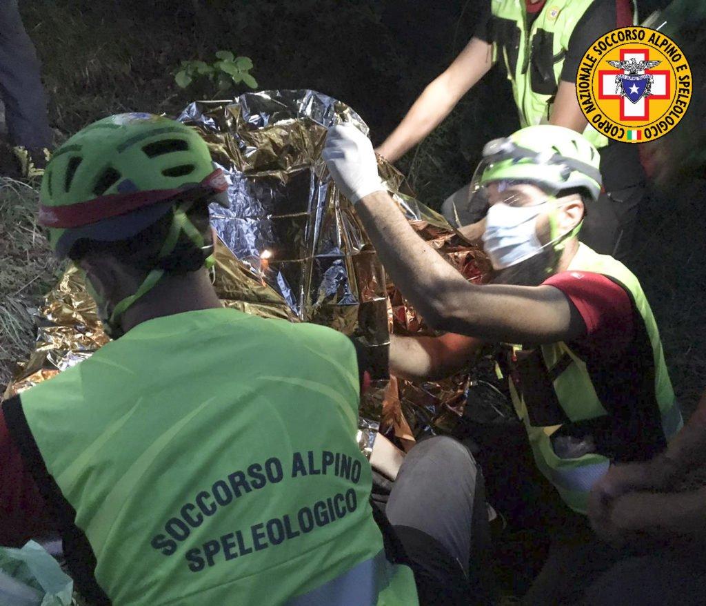 Trovati e recuperati dal Soccorso Alpino due escursionisti dispersi sul Pollino