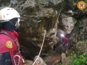Ingresso Grotta del Bifurto