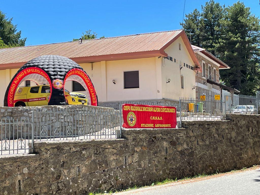 Servizio Pronto Intervento Stazione di Soccorso Alpino Aspromonte - Calabria